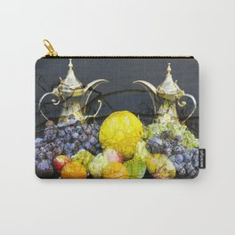 Surreal Food Still Life Carry-All Pouch