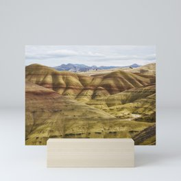 Time in Layers Mini Art Print