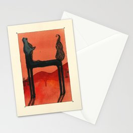 Animal's Alphabet - H for 'Horse' Stationery Cards