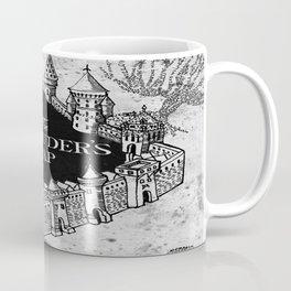 Marauders Map Coffee Mug