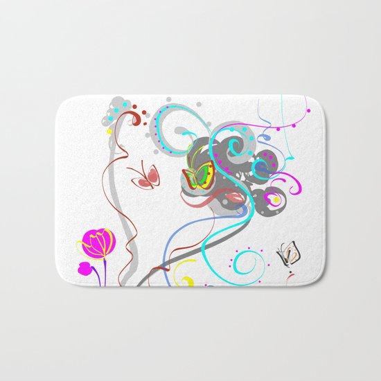 design 7 Bath Mat