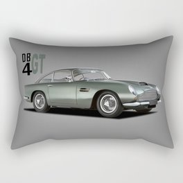 The DB4GT Rectangular Pillow