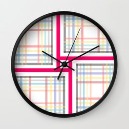 trendy but traditional Wall Clock
