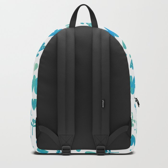 Colorful Lovely Pattern IX Backpack