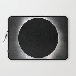 Black Eclipse Laptop Sleeve