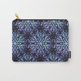 Aura Guidance Mandala Pattern Carry-All Pouch