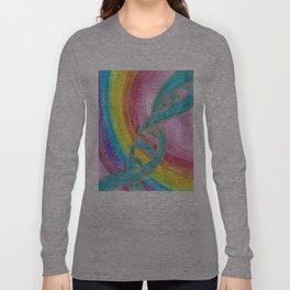 DNA Activated  Long Sleeve T-shirt