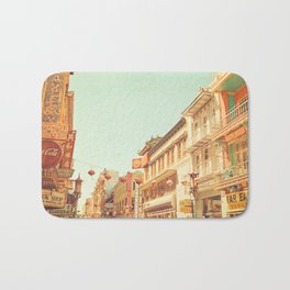 Chinatown, San Francisco, ca Bath Mat