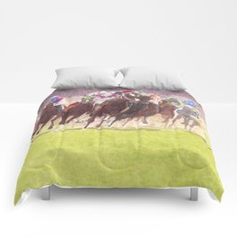 Clubhouse Turn Comforters