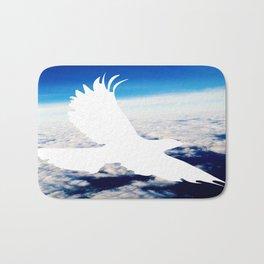 Free Bird Bath Mat