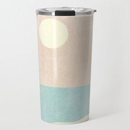 LANDSHAPES / Beach - Day Travel Mug