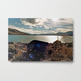 Lake Tekapo (6) Metal Print