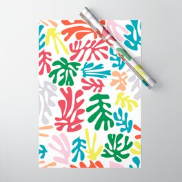 Matisse Pattern 004 Wrapping Paper