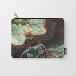 Scorpion Tailed Hawk Carry-All Pouch
