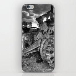 Sleeping Giants iPhone Skin