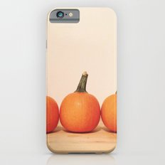 Pumpkin Trio Slim Case iPhone 6s