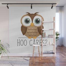 Hoo Cares? Wall Mural