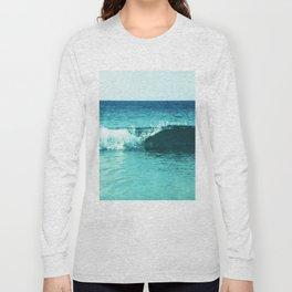 Summer Wave Long Sleeve T-shirt
