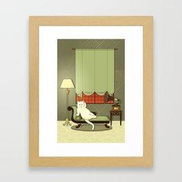 Irina Framed Art Print