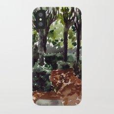 Labyrinth iPhone X Slim Case