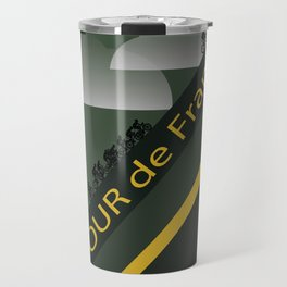 Le Tour de France Poster Travel Mug