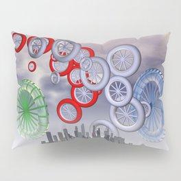 modern life Pillow Sham