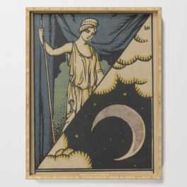 Lune Moon Serving Tray