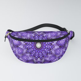 Purple Party Time... Fanny Pack