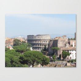 Il Colosseo Canvas Print