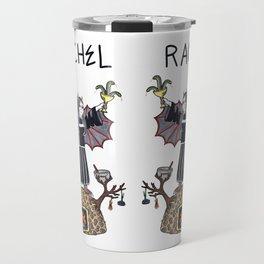 RACHELS TRAVEL MUG ART Travel Mug