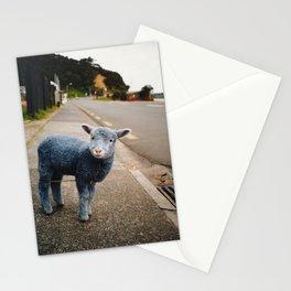 Blue? Sheep? Stationery Cards