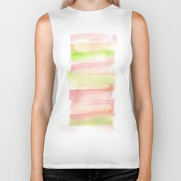 171122 Self Expression 3| Abstract Watercolors Biker Tank