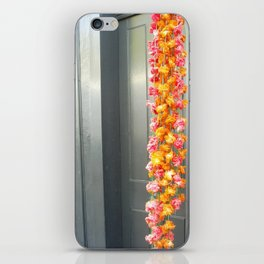 Flower Tails iPhone Skin