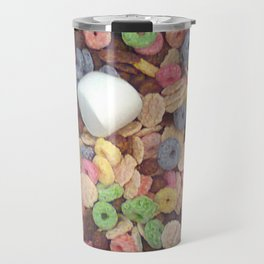 A bunch of cereal Travel Mug
