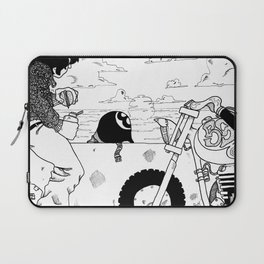 Once Upon a Time a Sunset  Laptop Sleeve