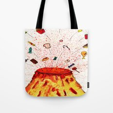 Desserts Erupt~~ Tote Bag