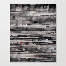 Untitled, Feb 2011 Canvas Print