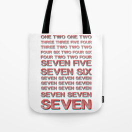 Monica teaches Chandler 7 erogenous zones in F.R.I.E.N.D.S. Tote Bag