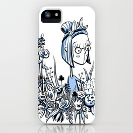 Field of Clubs iPhone Case