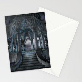 Gothic Mausoleum Stationery Cards