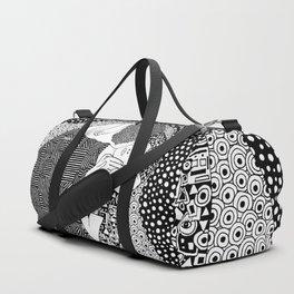 Gustav Klimt - The kiss Duffle Bag