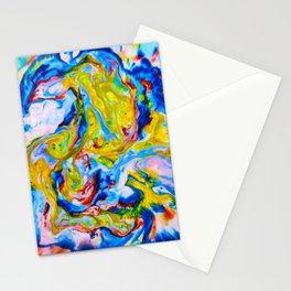 Milkblot No. 6 Stationery Cards