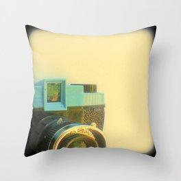 Diana Camera TtV Photo Throw Pillow
