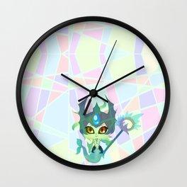 Pastel Nami Wall Clock