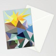 Geo-02 Stationery Cards
