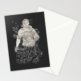 Phantom Pain Stationery Cards