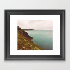 Wild Nova Scotia Framed Art Print