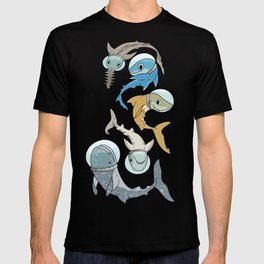 Space Sharks T-shirt