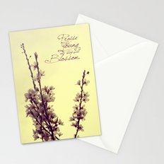 Praise the Young Stationery Cards