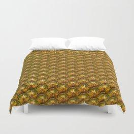 Pineapple pattern Duvet Cover